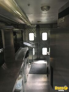 2002 Ford E350 All-purpose Food Truck Gfi Outlets Massachusetts Gas Engine for Sale