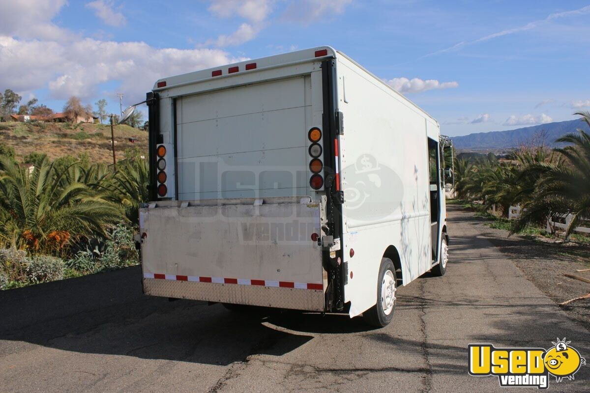 2002 Freightliner M45 Stepvan Diesel Engine California Diesel Engine for Sale - 3