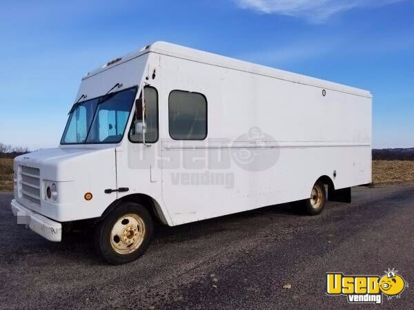 2002 Freightliner Stepvan Iowa Diesel Engine for Sale