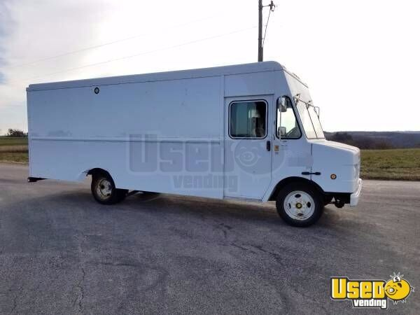 2002 Freightliner Stepvan Transmission - Automatic Iowa Diesel Engine for Sale - 2