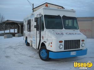 Used Freightliner Ice Cream Truck in Canada for Sale!!!