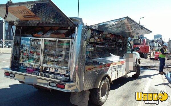 Mess Canteen Food Truck