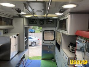 2002 Gmc All-purpose Food Truck Deep Freezer Texas Diesel Engine for Sale