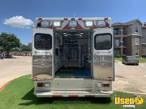 2002 Gmc All-purpose Food Truck Propane Tank Texas Diesel Engine for Sale