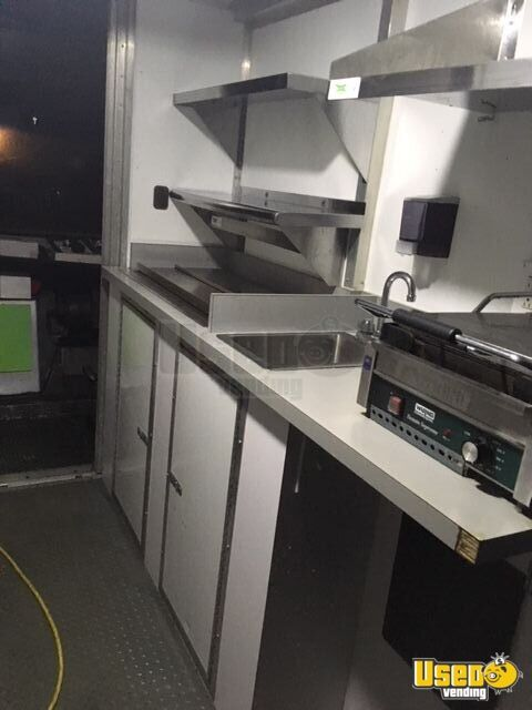 2002 Gmc/workhorse All-purpose Food Truck Exterior Customer Counter South Carolina Gas Engine for Sale - 10