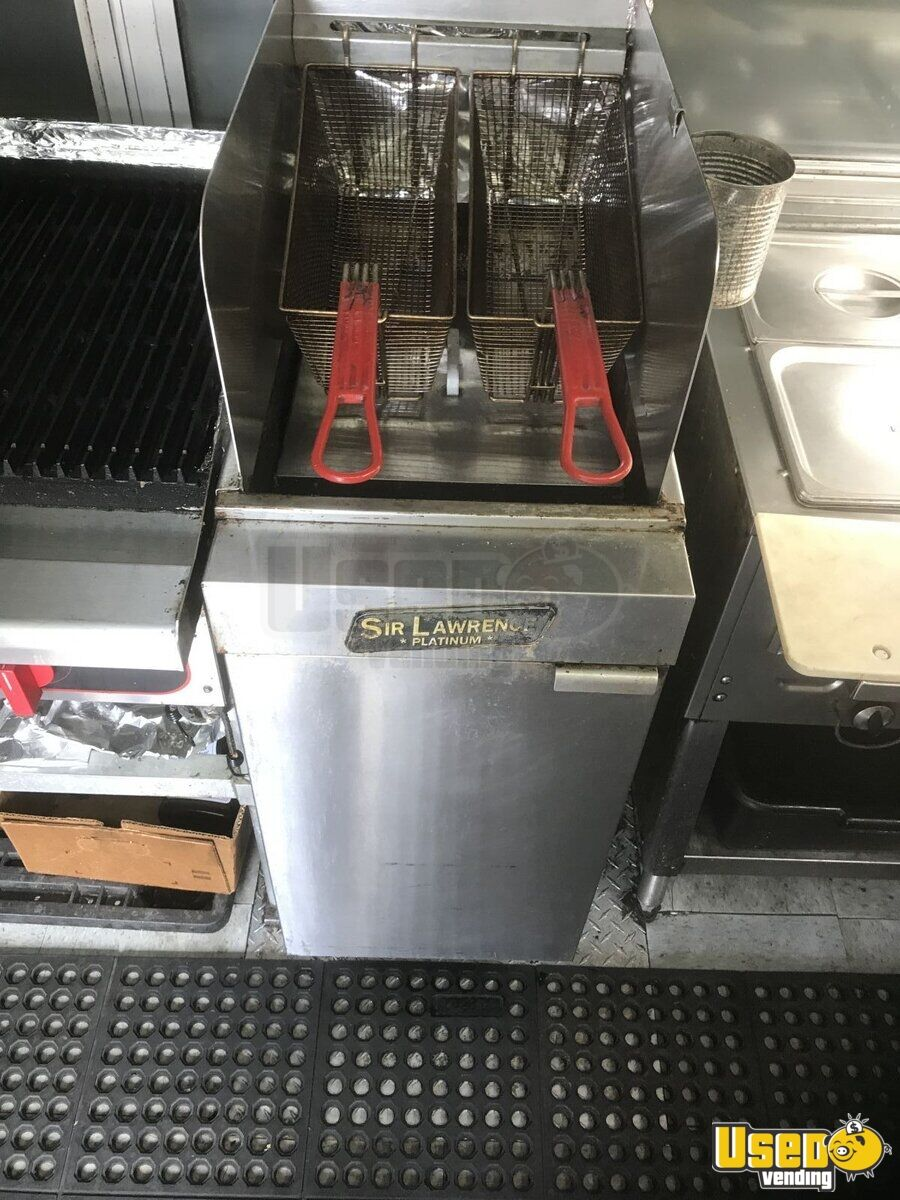 2002 Hallmark All-purpose Food Trailer Soda Fountain System Texas for Sale - 17