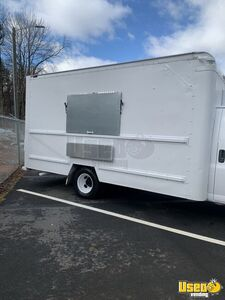 2002 Ice Cream Truck Concession Window North Carolina Gas Engine for Sale