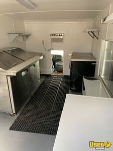 2002 Ice Cream Truck Exterior Customer Counter North Carolina Gas Engine for Sale