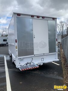 2002 Ice Cream Truck Insulated Walls North Carolina Gas Engine for Sale