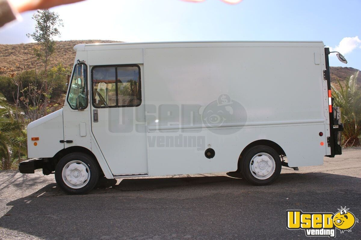2002 M45 Stepvan Transmission - Automatic California Diesel Engine for Sale - 2