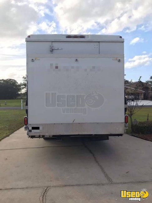 2002 Mt-45 Step Van Stepvan Diesel Engine Florida Diesel Engine for Sale
