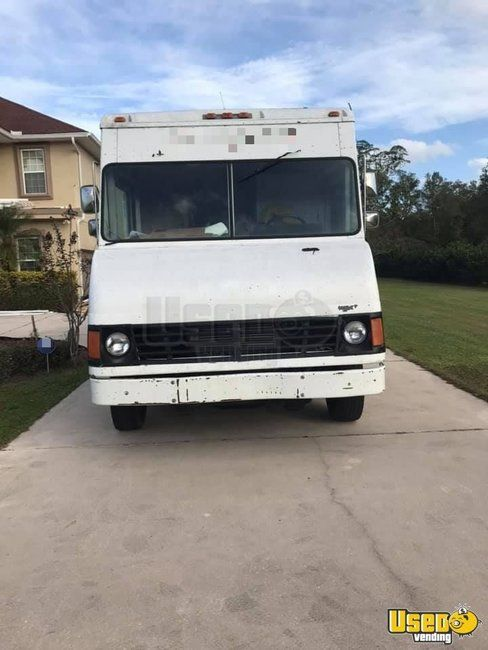 2002 Mt-45 Step Van Stepvan Transmission - Automatic Florida Diesel Engine for Sale