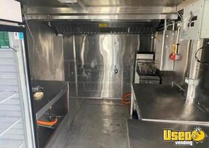 2002 Mt55 Food Truck All-purpose Food Truck Reach-in Upright Cooler Michigan Diesel Engine for Sale