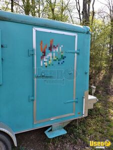 2002 Shaved Ice Concession Trailer Snowball Trailer Deep Freezer Mississippi for Sale