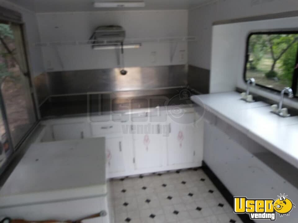 2002 Sno Pro Food All-purpose Food Trailer Exterior Customer Counter New Mexico for Sale - 5