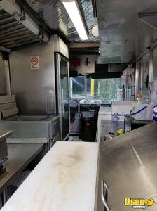 2002 Step Van Kitchen Food Truck All-purpose Food Truck Awning Virginia for Sale