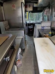 2002 Step Van Kitchen Food Truck All-purpose Food Truck Stainless Steel Wall Covers Virginia for Sale