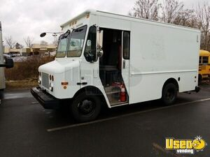 Workhorse Stepvan Truck for Business or Conversion for Sale in Connecticut!