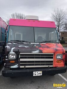 2002 Workhorse Step Van Ice Cream Truck Ice Cream Truck Air Conditioning Tennessee Gas Engine for Sale