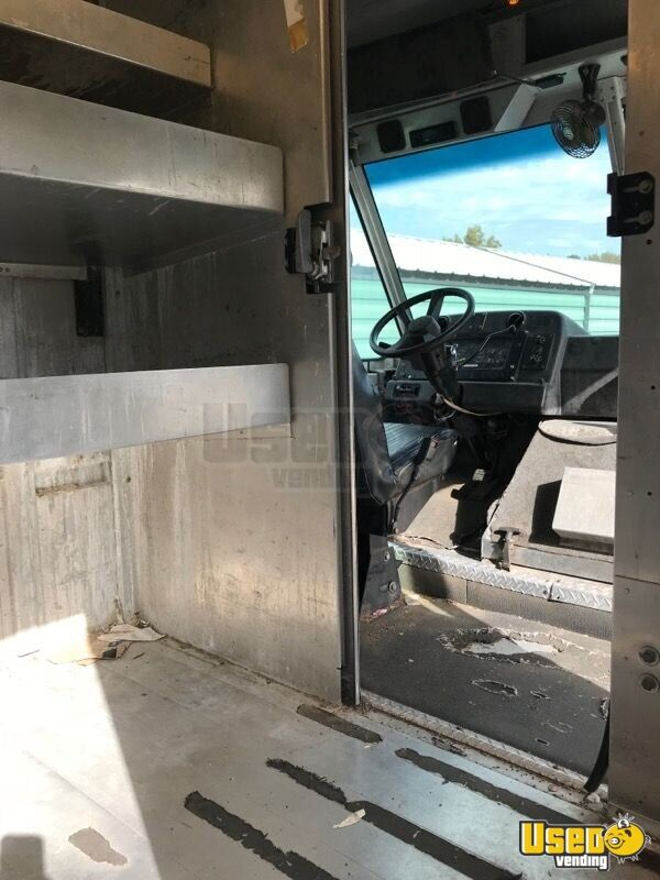 2002 Workhorse Stepvan 13 Georgia Gas Engine for Sale - 13