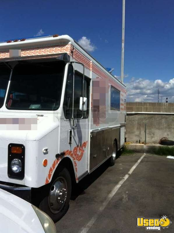 Mobile Kitchen Truck for Sale in California | Wyss / Workhorse ...