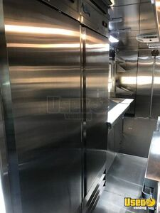 2003 25' Kitchen Food Truck All-purpose Food Truck Prep Station Cooler Virginia Diesel Engine for Sale