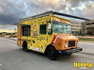 2003 All-purpose Food Truck Air Conditioning Texas Diesel Engine for Sale