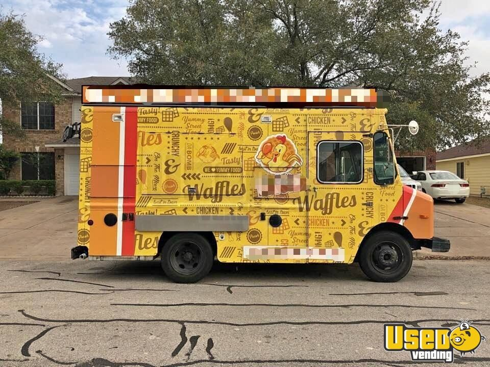 2003 All-purpose Food Truck Awning Texas Diesel Engine for Sale - 6