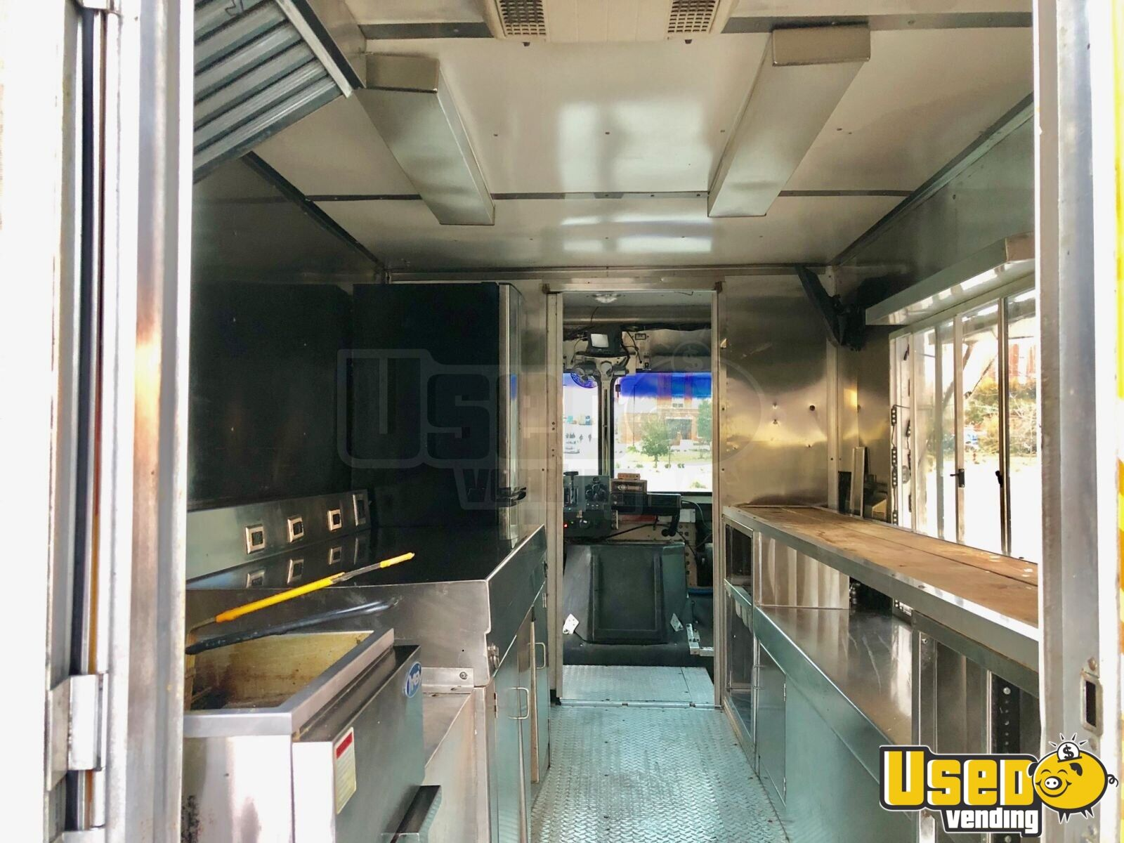 2003 All-purpose Food Truck Shore Power Cord Texas Diesel Engine for Sale - 10