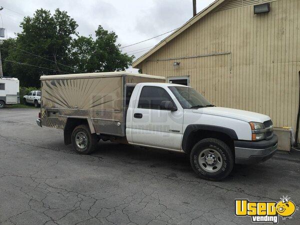 Mobile Food Trucks For Sale In Oklahoma