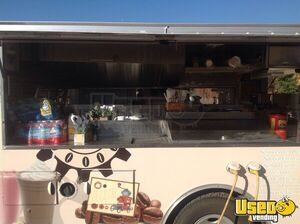 2003 Chevy Coffee Truck Cabinets California Gas Engine for Sale