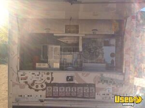 2003 Chevy Coffee Truck Stainless Steel Wall Covers California Gas Engine for Sale