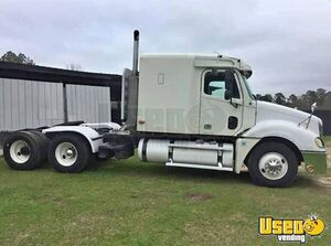 2003 Columbia Freightliner Semi Truck Under Bunk Storage Louisiana for Sale