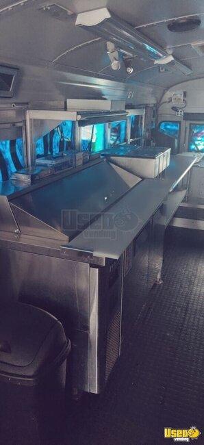 Bluebird Bus All American Food Truck | 2003 Diesel Exotic ...