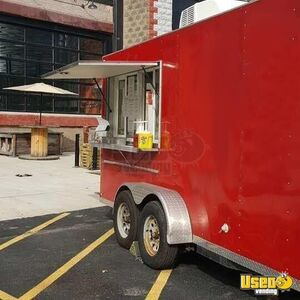 2003 Food Concession Trailer Kitchen Food Trailer Air Conditioning New York for Sale