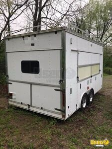 2003 Food Concession Trailer Kitchen Food Trailer Concession Window Kentucky for Sale