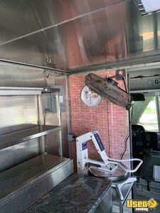 2003 Ford Utility Master Pizza Food Truck Gas Engine Florida Gas Engine for Sale