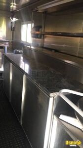 2003 Ford Utility Master Pizza Food Truck Pizza Oven Florida Gas Engine for Sale