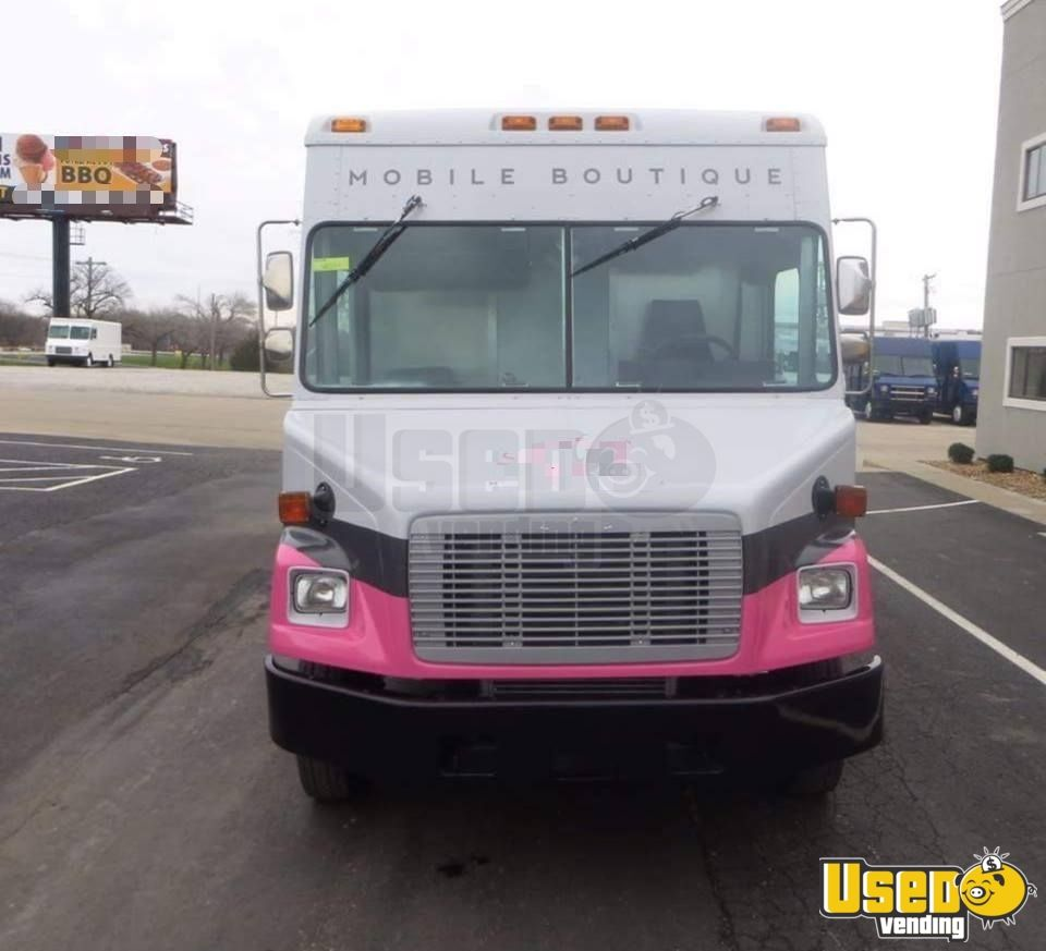 2003 Freightliner Step Van Other Mobile Business Air Conditioning Louisiana Diesel Engine for Sale - 2