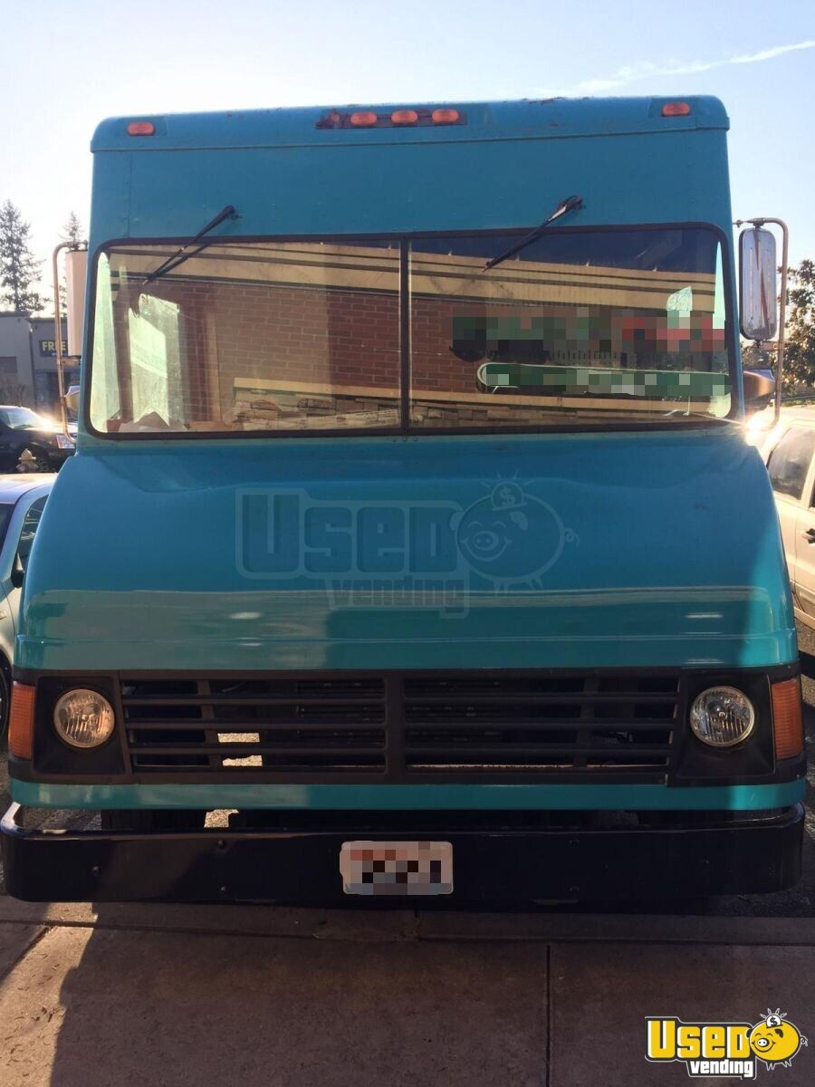 2003 Frht Chases Truck All-purpose Food Truck Cabinets Washington Diesel Engine for Sale - 4