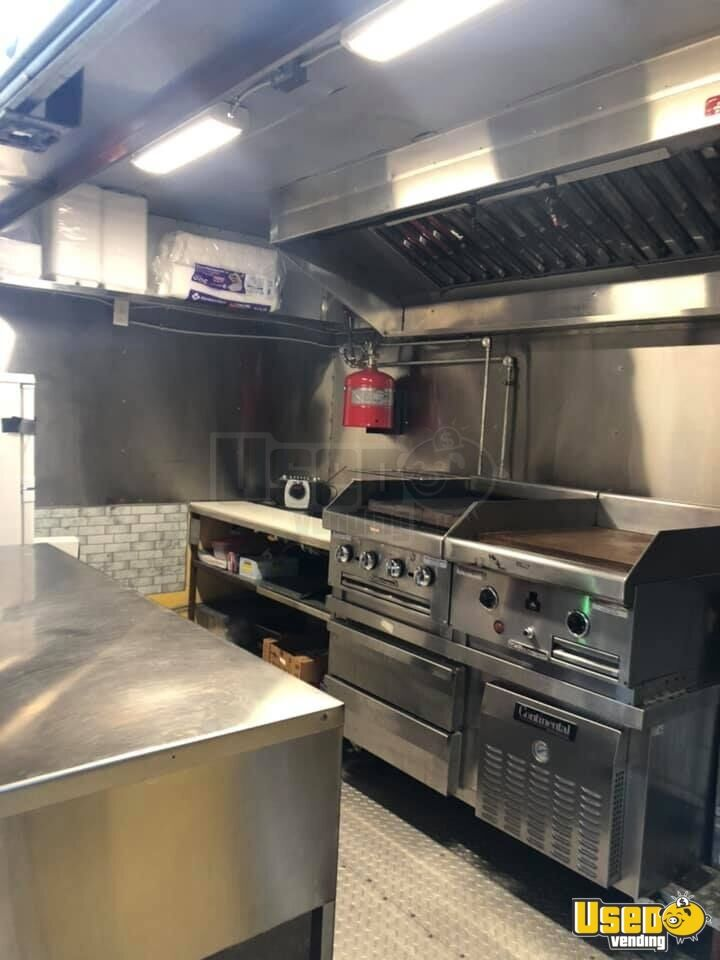 2003 Gmc All-purpose Food Truck Awning Texas for Sale - 5