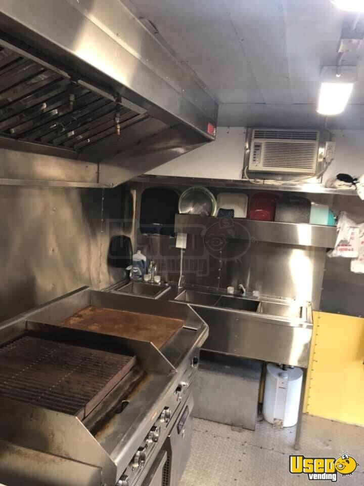 2003 Gmc All-purpose Food Truck Exterior Customer Counter Texas for Sale - 7