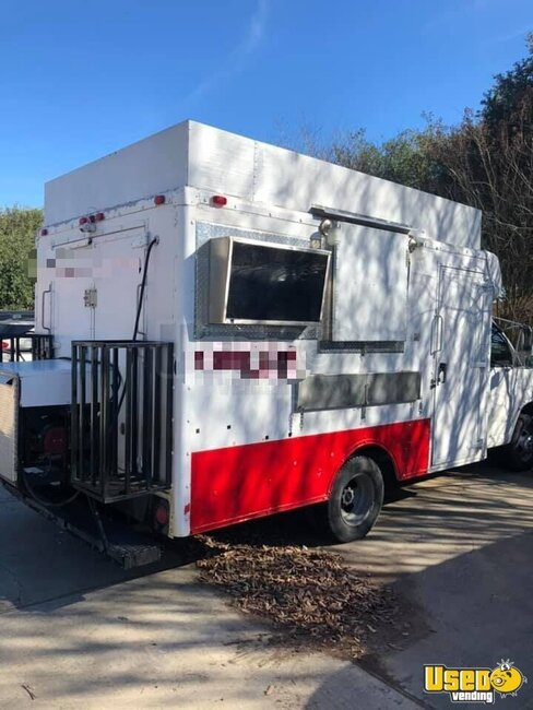 2003 Gmc All-purpose Food Truck Texas for Sale