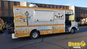 2003 Gmc P-42 Food Truck Concession Window North Carolina Gas Engine for Sale
