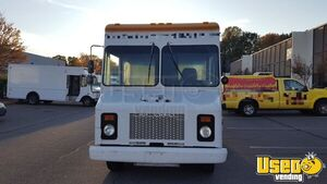 2003 Gmc P-42 Food Truck Diamond Plated Aluminum Flooring North Carolina Gas Engine for Sale