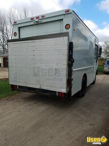 2003 Gmc Workhorse Stepvan Backup Camera Michigan Diesel Engine for Sale