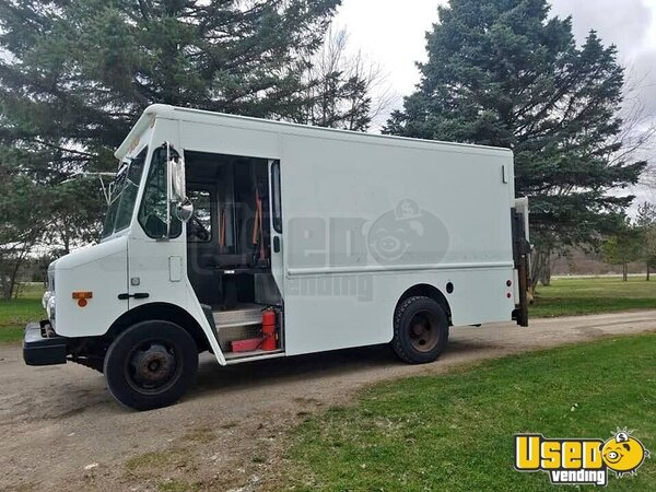 2003 Gmc Workhorse Stepvan Michigan Diesel Engine for Sale
