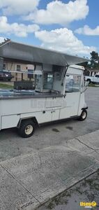 2003 Golf Cart Food Truck All-purpose Food Truck Concession Window Florida for Sale