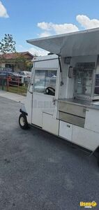 2003 Golf Cart Food Truck All-purpose Food Truck Exterior Customer Counter Florida for Sale