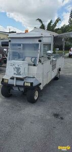 2003 Golf Cart Food Truck All-purpose Food Truck Florida for Sale